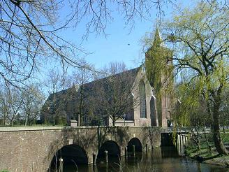 edam church