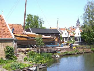 edam ship yard